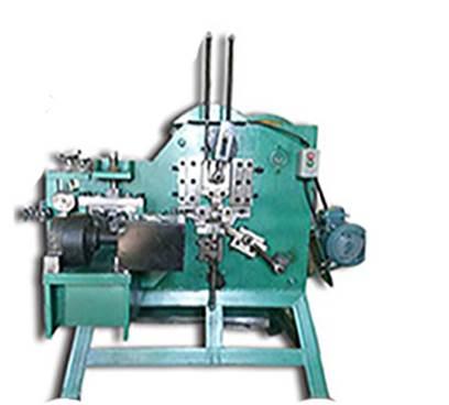 Машина для производства металлических уплотнений из ПЭТ-ленты