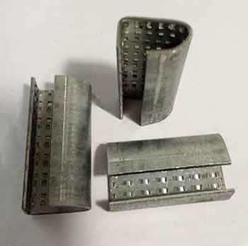 Машина для изготовления металлической пломбы из PET й ленты